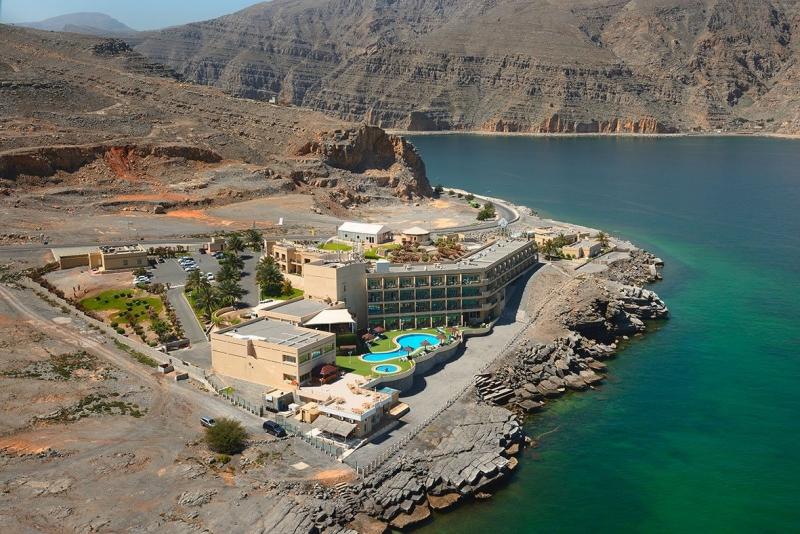 Atana Hotel in Khasab