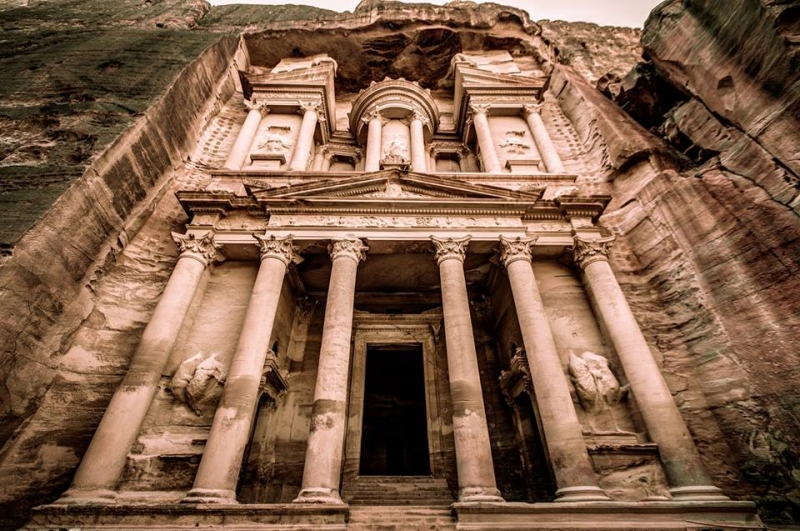 The Treasury of Petra