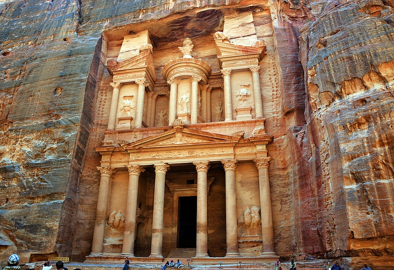 Jordan Treasury in Petra