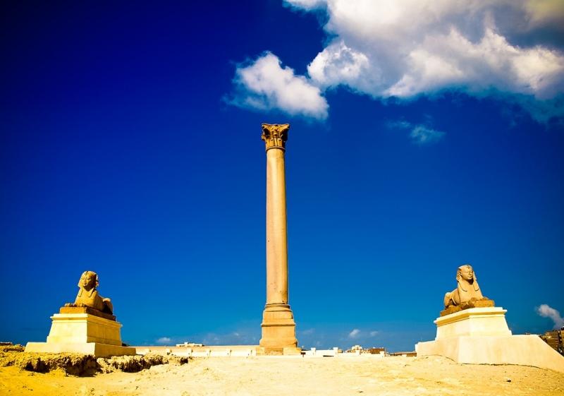 La Colonna di Pompeo