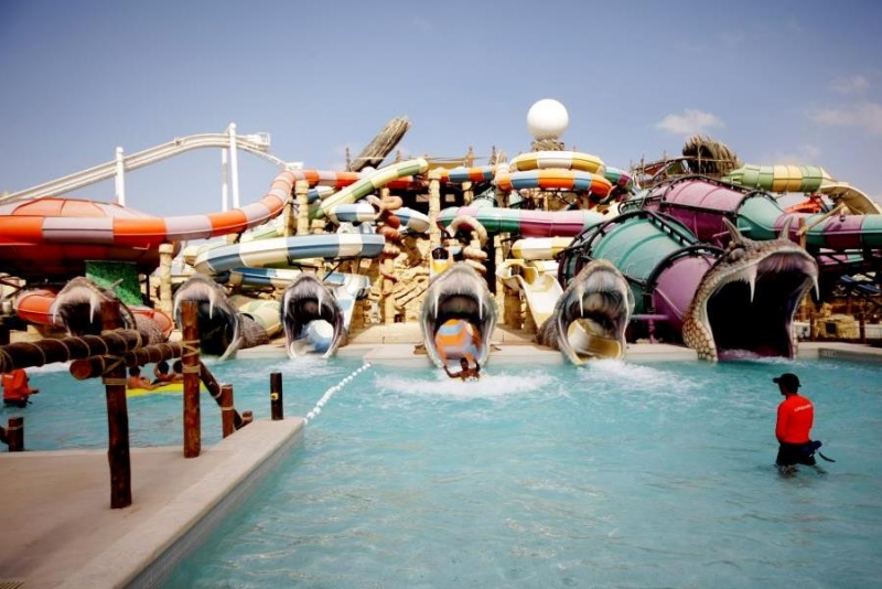 Yas Waterworld Dubai