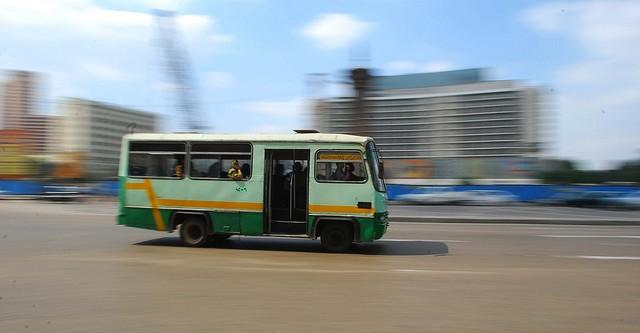 Cairo Local Minibus