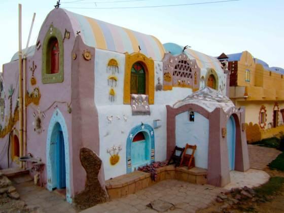 Excursión al Pueblo Nubio en Felucca