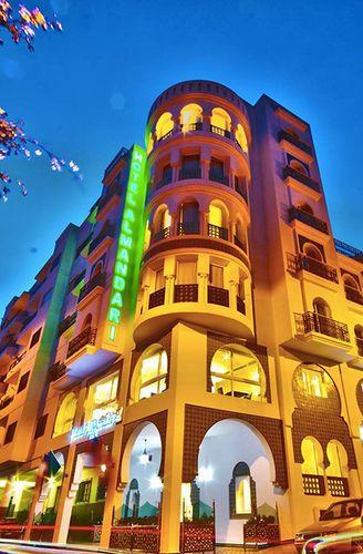 Hotel Al Mandari Tetouan