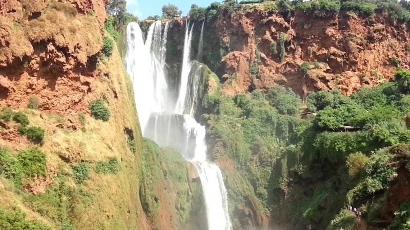 Le Cascate Più Alte del Marocco