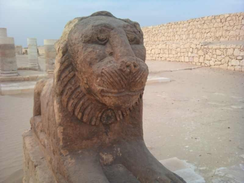 El Fayoum Medinet Madi
