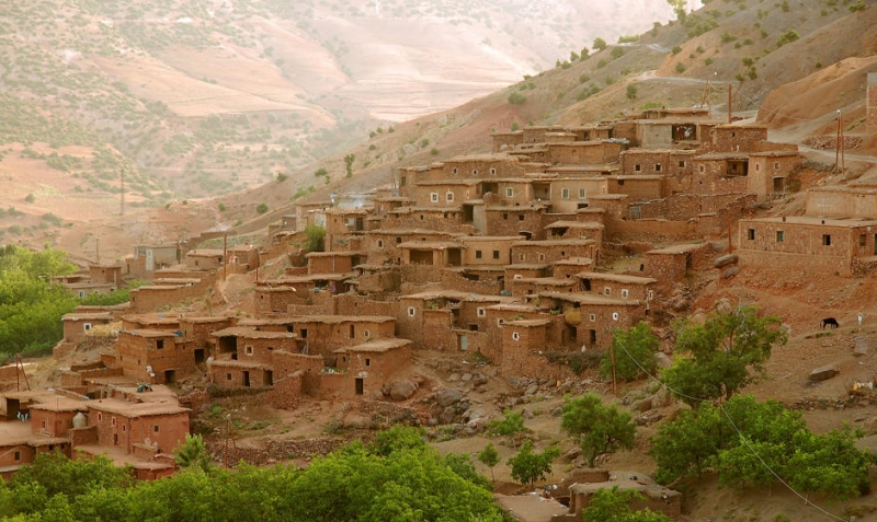 Morocco Villages