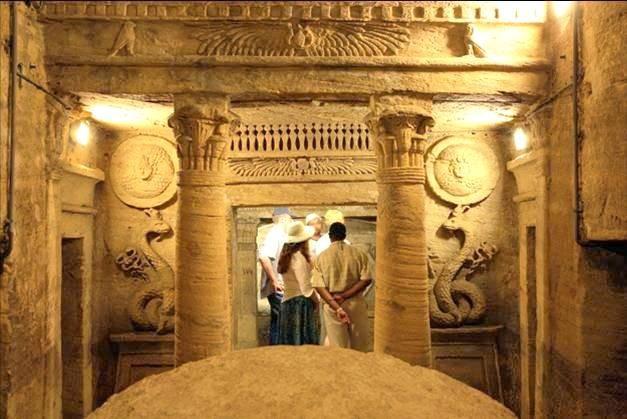 Catacomb, ALexandria