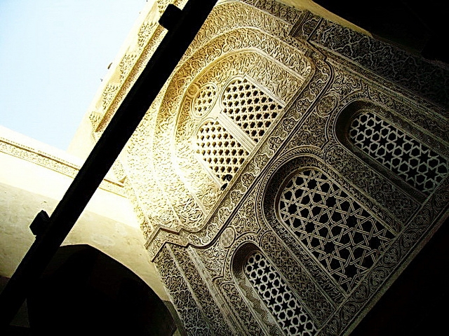 Geometrical Motifs at Qalawun Mosque