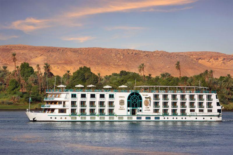 Crucero del Nilo (Sonesta Moon Goddess)