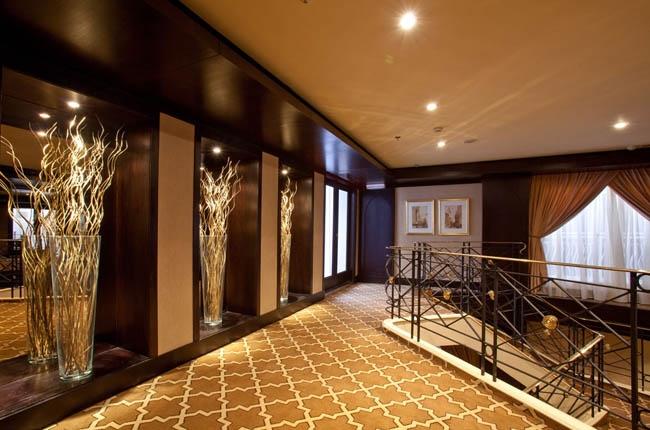 Minerva Nile Cruise Lobby