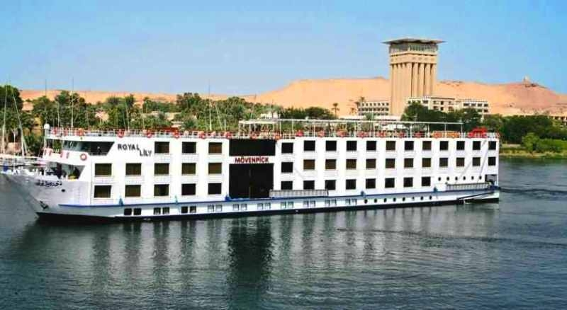 Easter Nile Cruise Sailing