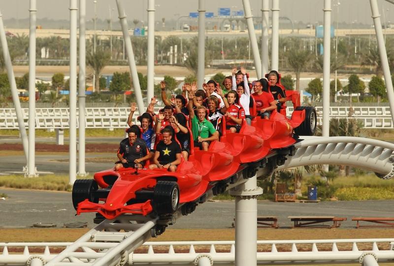 Parque de Ferrari World
