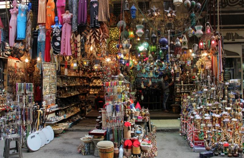 Khan El Khalili Bazaar Attractions In Cairo