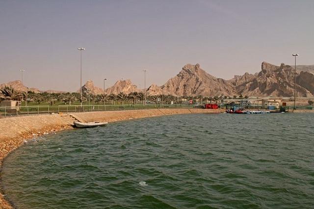 Al Ain Oasenrundfahrt ab Abu Dhabi