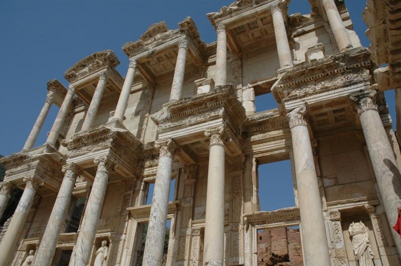 Tour em Éfeso saindo de Kusadasi