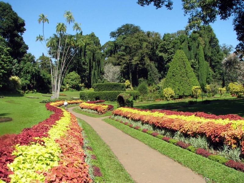 Botanischer Garten von Assuan