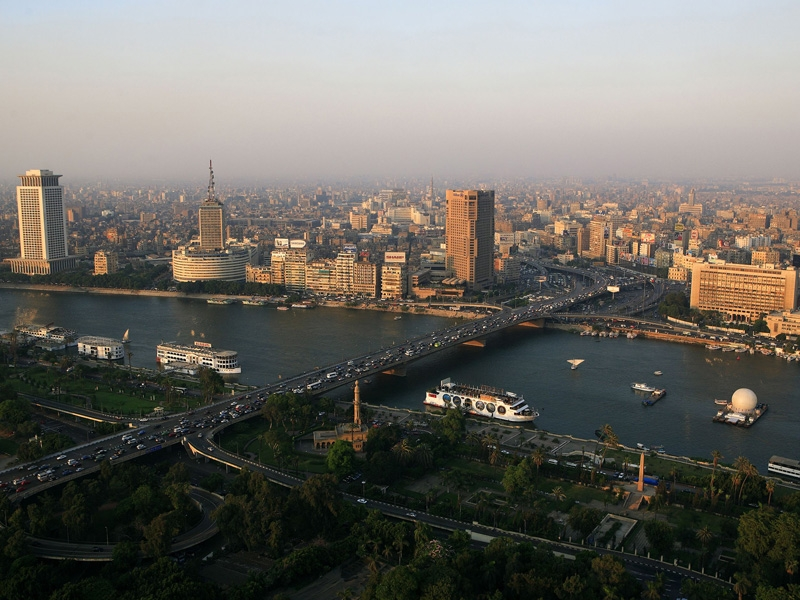 Cairo and Giza Egypt