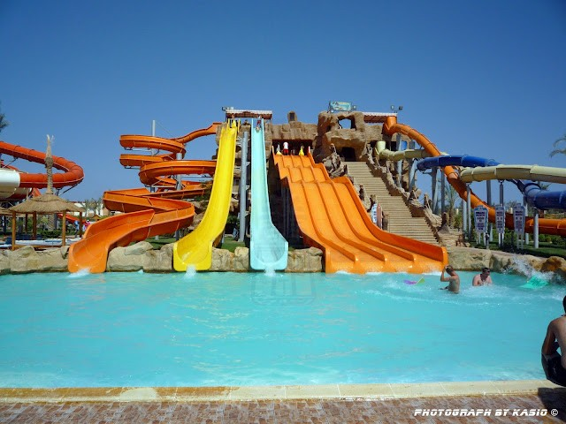 Water sports in Sharm Aqua Park