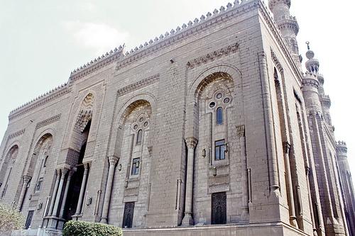 Al Rifai Mosque Cairo Egypt