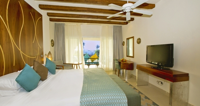 Sea View King Bed Room
