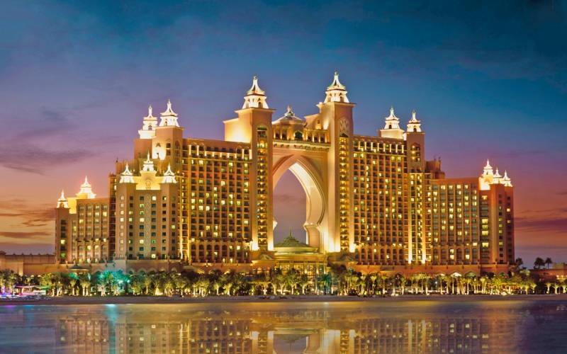 El Hotel de Atlantis