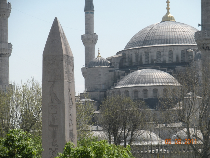 The Hippodrome and Blue Mosque