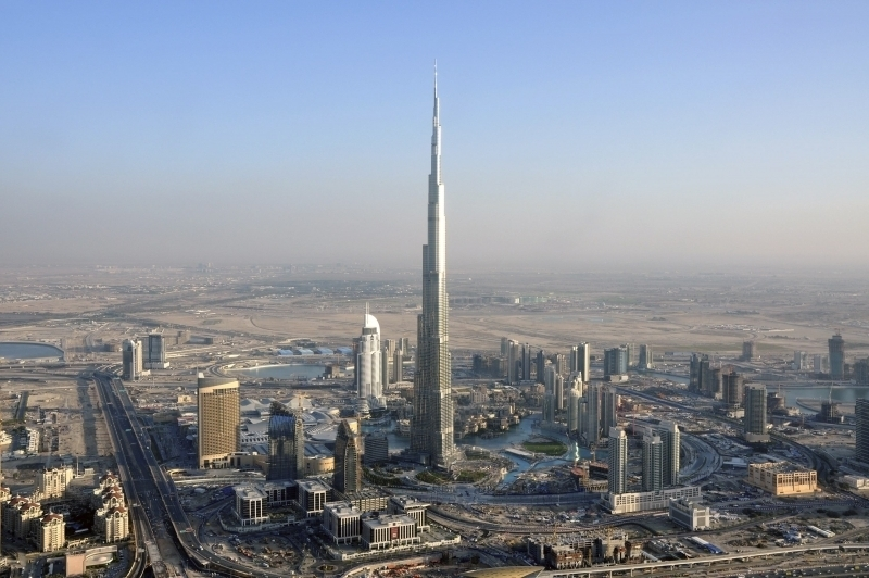 Burj Khalifa, Tallest Building in the World