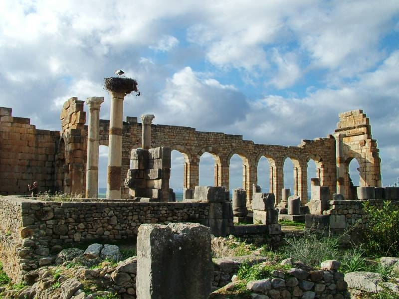 La Città Romana di Volubilis