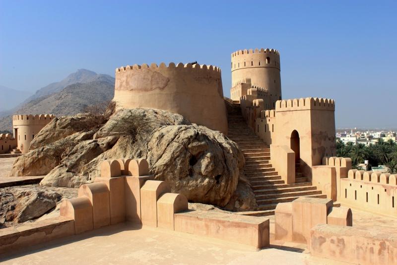 Splendors of Oman