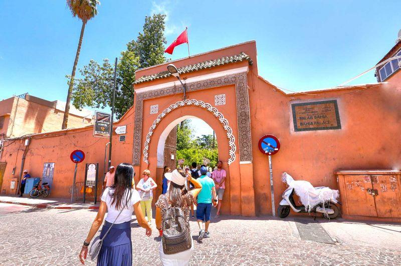 Bahia Palace - Marrakech