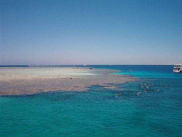 Beauitful Water - Tiran Island