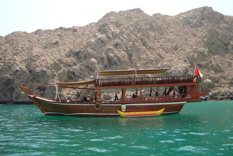 Musandam Cruise