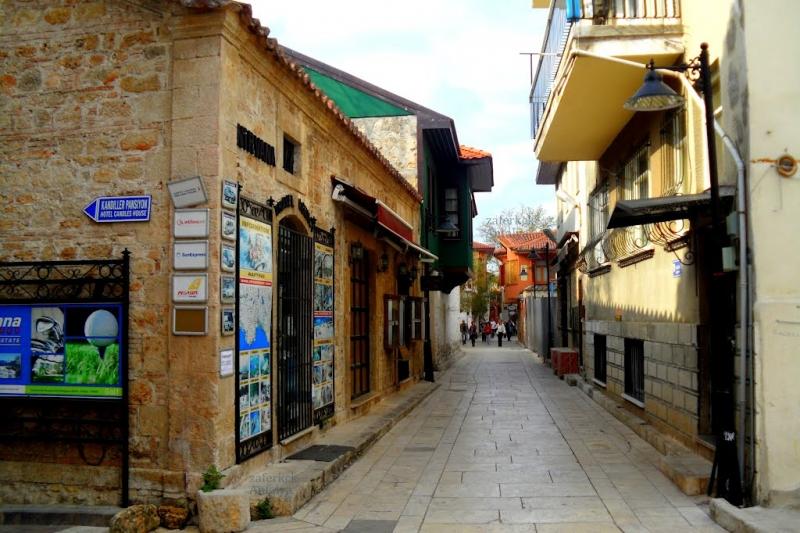 Antalya Narrow Streets