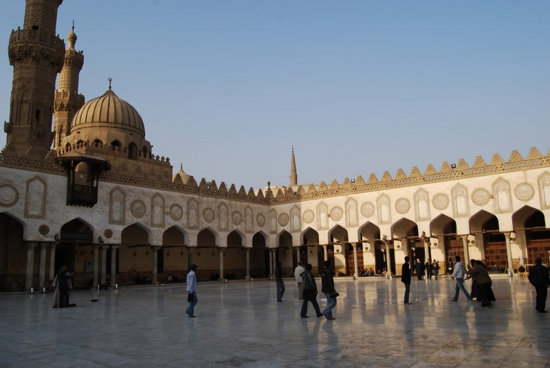 Mustafa Mosque at Sharm