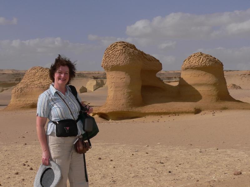 Al Fayoum Desert