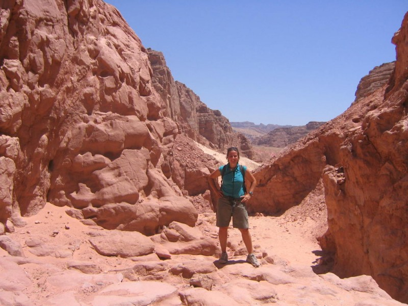Coloured Canyon, Sinai
