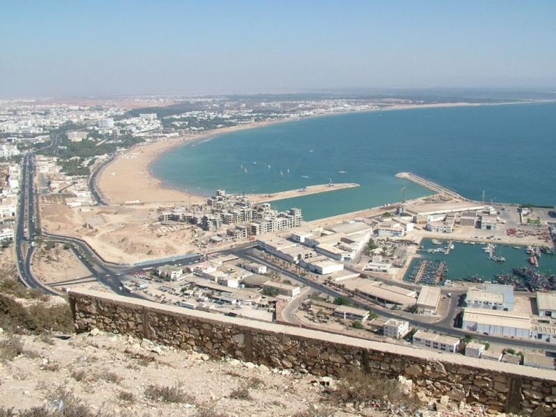 Baia di Agadir, Perla del Sud del Marocco