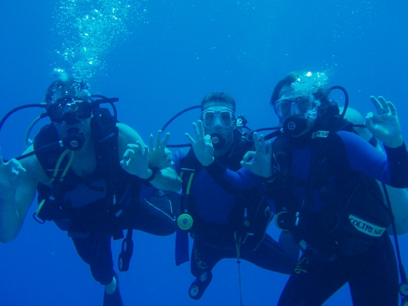 Discover Scuba Diving in Sharm