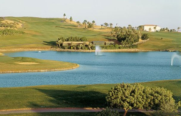 About Katameya Heights Golf & Tennis Resort