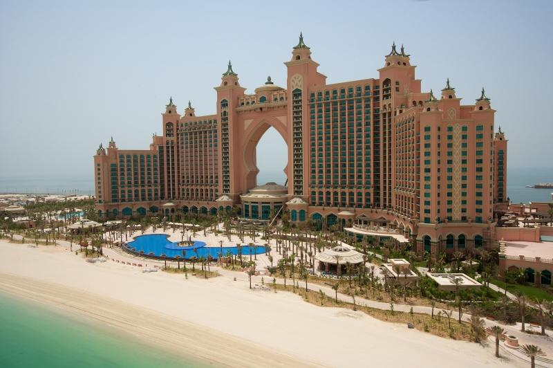 Hotel de Atlantis