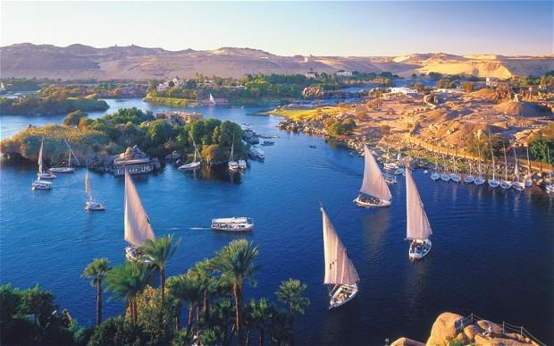 埃及和邮轮尼罗河集团之旅