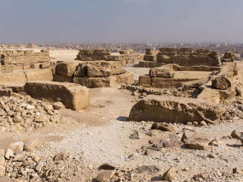 King of Ancinet Egypt | Mykerinos (Menkaure)