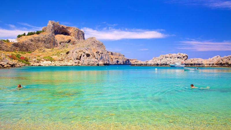 Isla de Rhodes