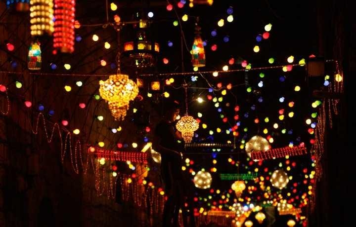 Lanternes de Ramadan