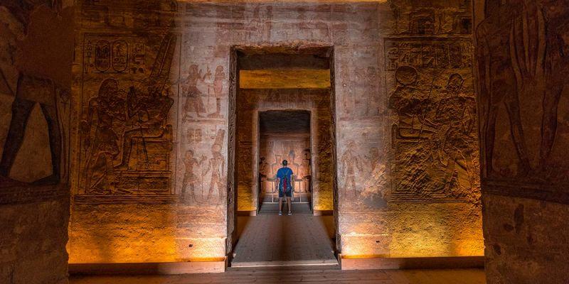 Abu Simbel Tempel | Tempel von Ramses II. in Abu Simbel