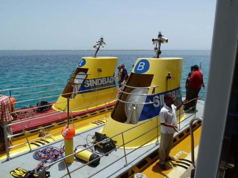 Submarine Marina