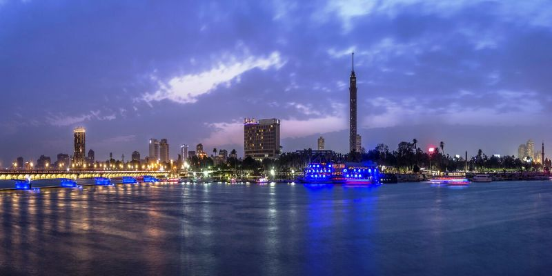 ¿Cuál es la capital de Egipto? & Historia de las Antiguas Capitales