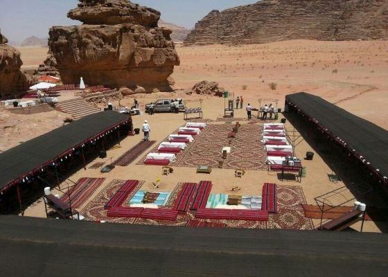 Sun City Wadi Rum Camp