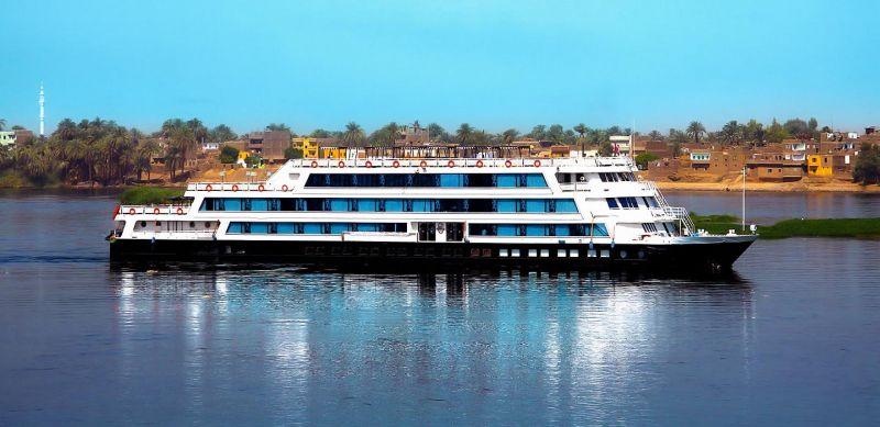 Große Nilkreuzfahrt: Assuan Kairo Nilkreuzfahrt